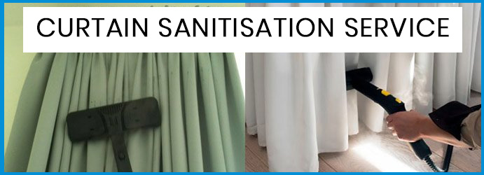 Curtain Sanitisation Service