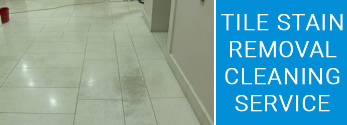 Tile Stain Cleaning Service
