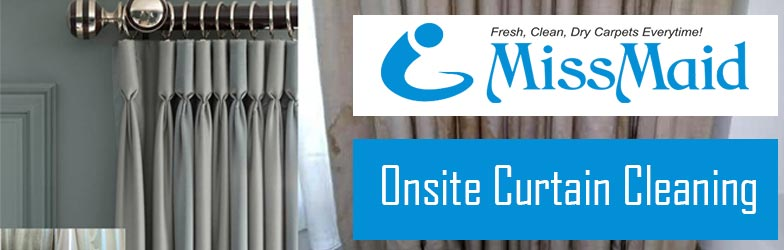 Onsite Curtain Cleaning Services