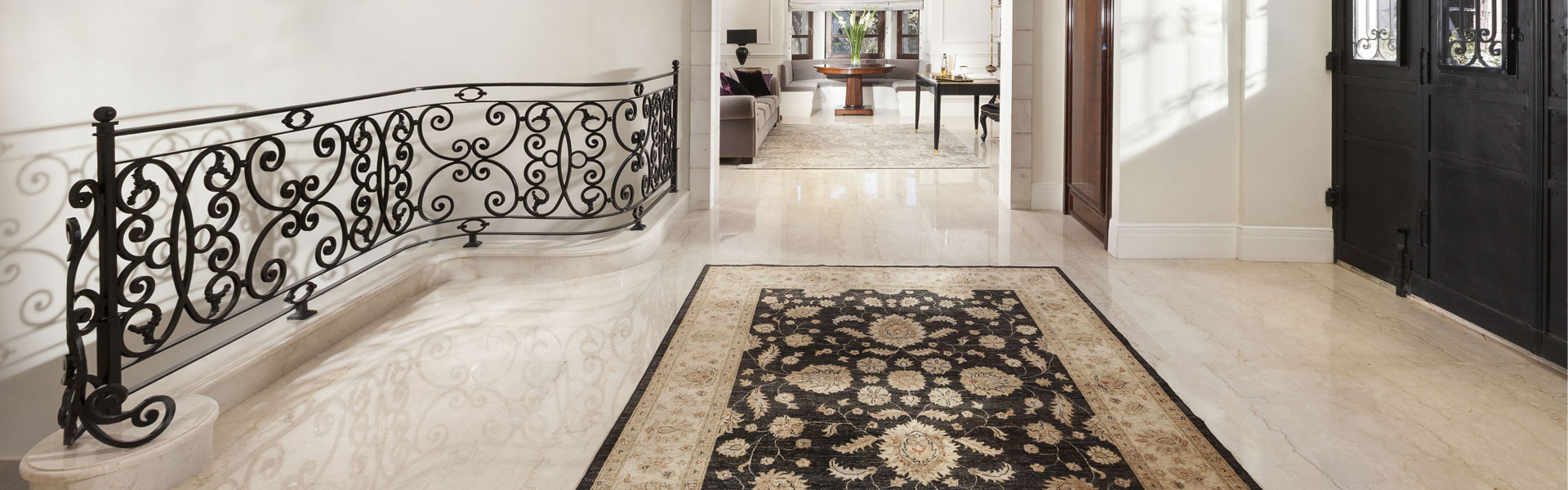Professional carpet cleaning services at your doorstep!