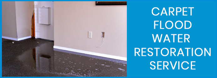 Carpet Flood Water Restoration Service