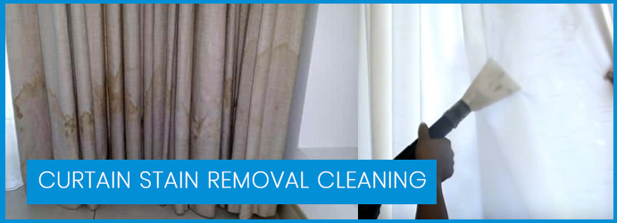 Curtain Stain Removal Service